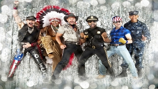 Foto - Musikact NDR Sommertour 2018©Kings of Disco - Former Members Of The Village People